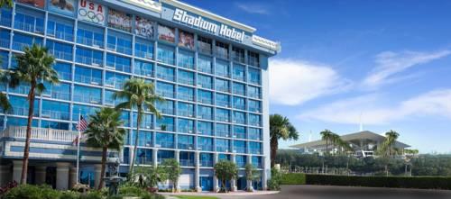 Stadium Hotel Cover Picture