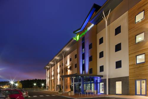 Holiday Inn Express Kettering Corby Cover Picture