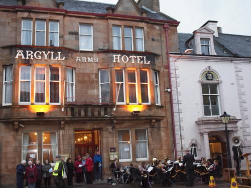 Argyll Arms Hotel Cover Picture