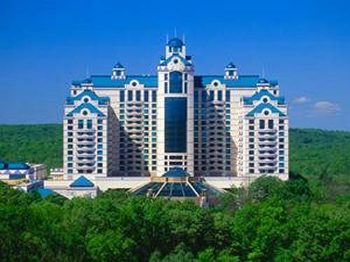 Grand Pequot Tower at Foxwoods Cover Picture