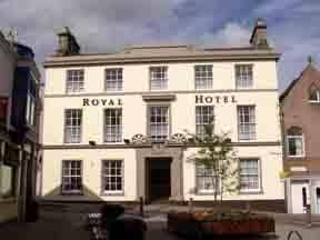 The Royal Hotel Cover Picture