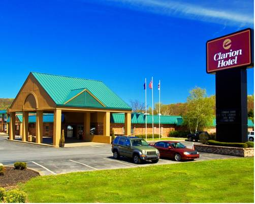 Clarion Hotel DuBois Cover Picture