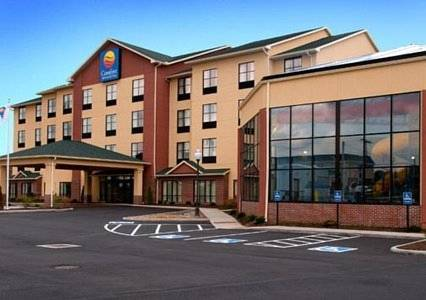 Comfort Inn & Suites Kent Cover Picture