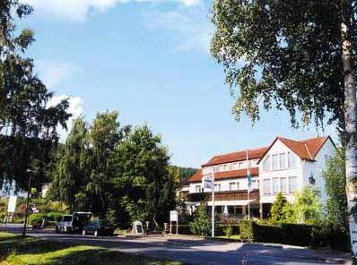 Hotel Restaurant Cafe Haus am Weiher Cover Picture