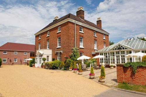 Hadley Park House Hotel Cover Picture