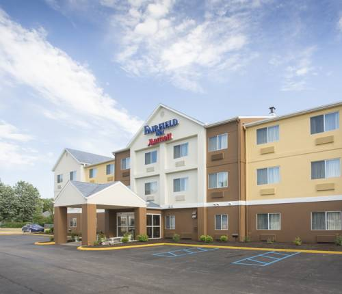 Fairfield Inn & Suites by Marriott Terre Haute Cover Picture