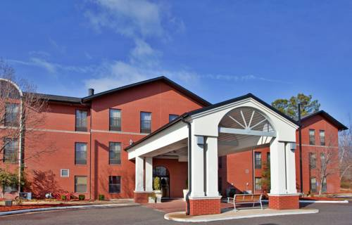 Holiday Inn Express Hotel & Suites Batesville Cover Picture