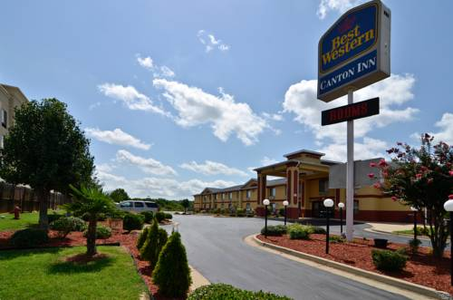 Best Western Canton Cover Picture