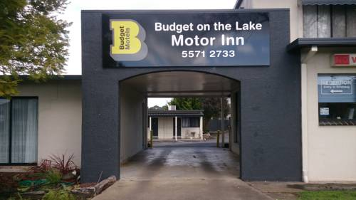 Budget on the Lake Cover Picture