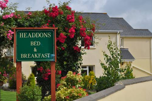 Headdons Bed & Breakfast Cover Picture