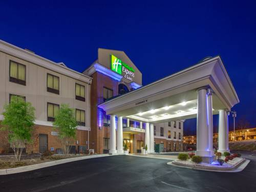 Holiday Inn Express Hotel & Suites Greensboro-East Cover Picture