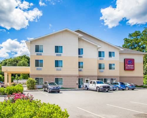 Comfort Suites Mahwah Cover Picture