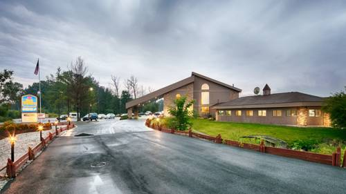 Best Western Indian Oak Cover Picture