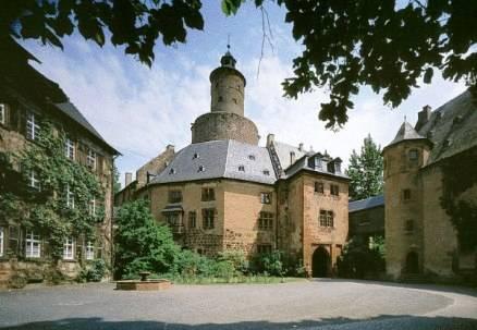 Hotel Schloss Büdingen Cover Picture