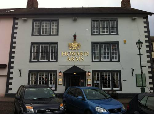 Howard Arms Hotel Cover Picture