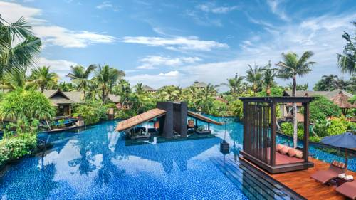 The St. Regis Bali Resort Cover Picture