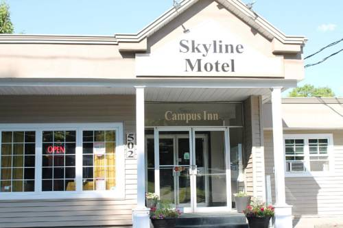 Skyline Motel Cover Picture