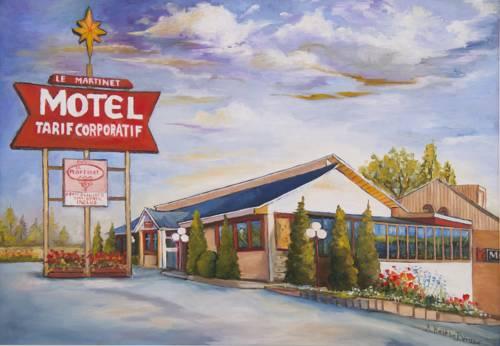 Motel Le Martinet Cover Picture