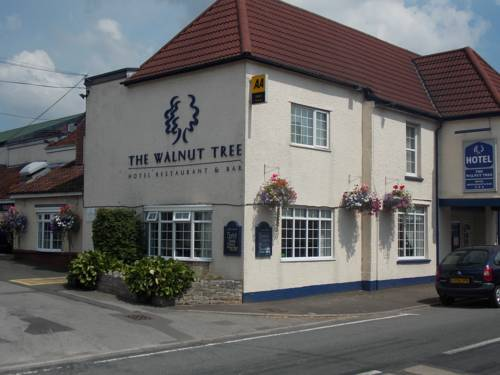 The Walnut Tree Hotel Cover Picture