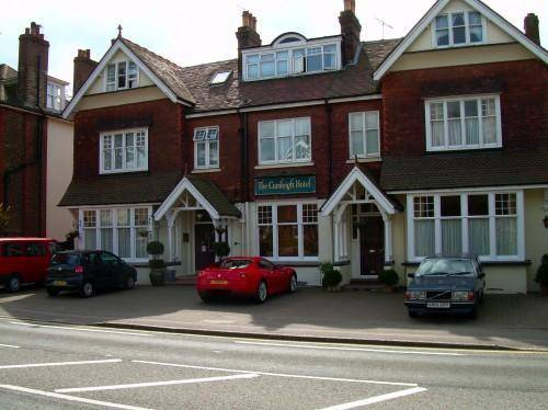 Cranleigh Hotel Cover Picture