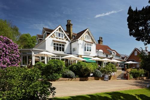 Rowhill Grange Hotel & Utopia Spa Cover Picture