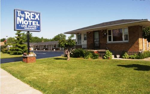 The Rex Motel At Niagara Falls Cover Picture