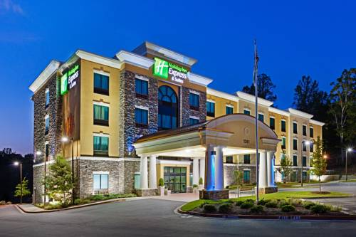 Holiday Inn Express Hotel & Suites Clemson - University Area Cover Picture