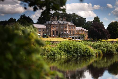 Ednam House Hotel Cover Picture