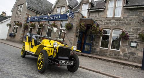 The Glen Hotel Newtonmore Cover Picture