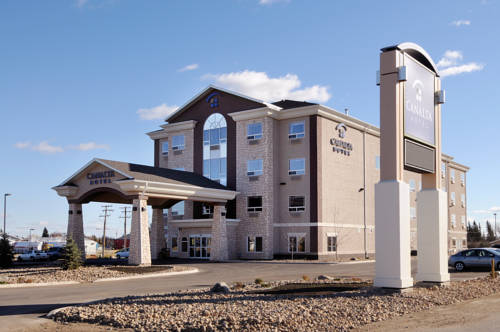 Canalta Hotel Tisdale Cover Picture