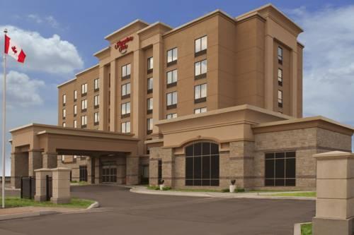 Hampton Inn by Hilton Toronto/Brampton Cover Picture