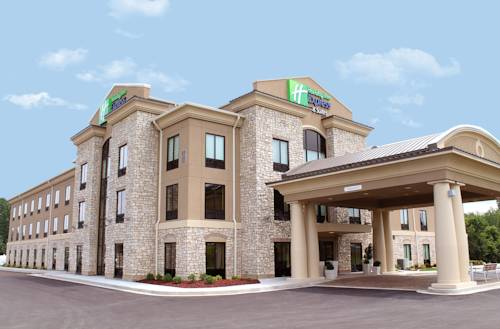 Holiday Inn Express & Suites Paducah West Cover Picture