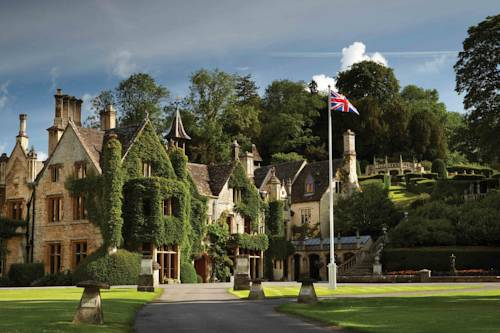 The Manor House, an Exclusive Hotel & Golf Club Cover Picture