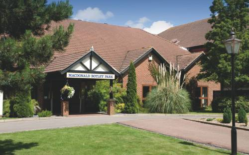 Macdonald Botley Park Hotel & Spa Cover Picture