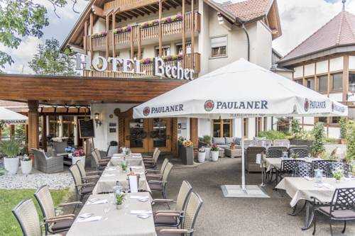 Hotel & Restaurant Becher Cover Picture