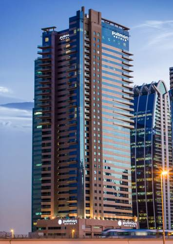 Pullman Dubai Jumeirah Lakes Towers Cover Picture