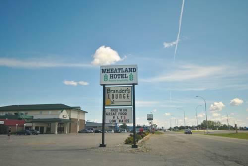 Wheatland Hotel Cover Picture