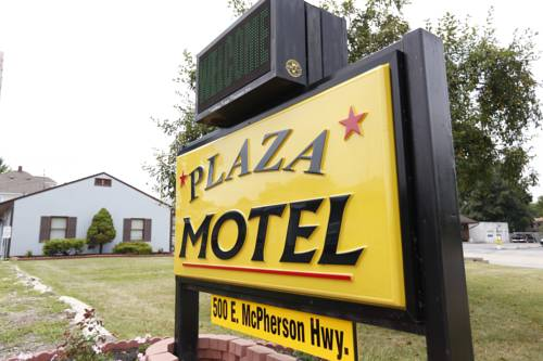 Plaza Motel Cover Picture