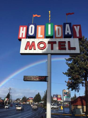 Holiday Motel Bend Cover Picture