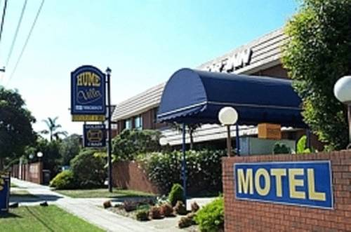 Hume Villa Motor Inn Cover Picture