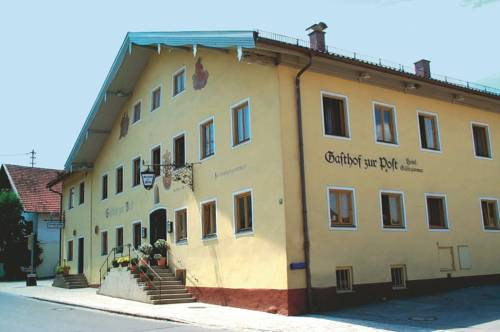 Gasthof - Hotel zur Post Cover Picture