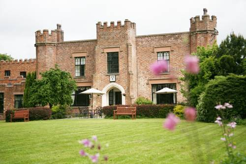 Crabwall Manor Hotel & Spa Cover Picture