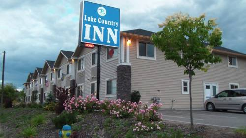 Lake Country Inn Cover Picture