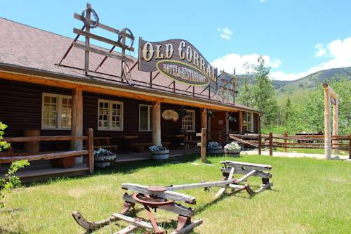 Old Corral Hotel & Steakhouse Cover Picture
