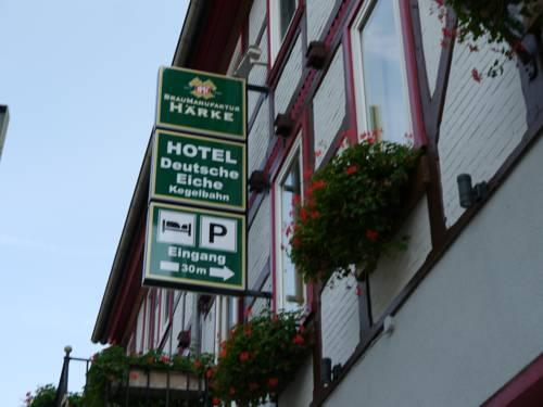 Hotel Deutsche Eiche Cover Picture