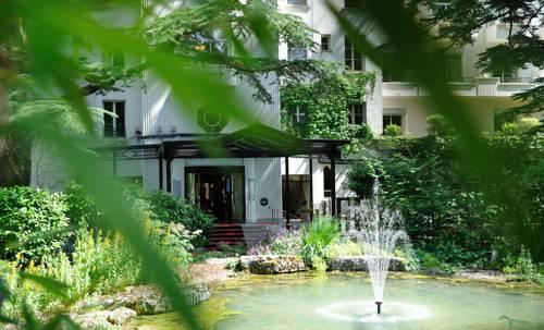 Le Grand Hôtel - Domaine De Divonne Cover Picture