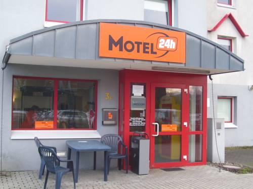 Motel 24h Berlin Cover Picture