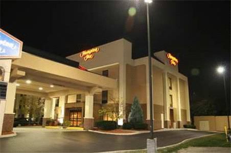 Hampton Inn Dayton/Huber Heights Cover Picture