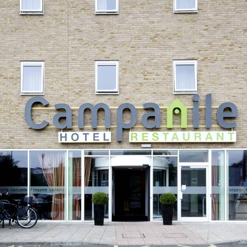 Campanile Hotel Leicester Cover Picture