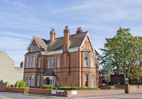 Holywell House Cover Picture